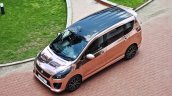custom Maruti Ertiga top rose gold image