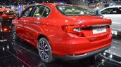 2017 Dodge Neon rear three quarters at 2017 Dubai Motor Show