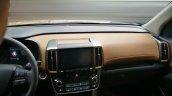 2017 Hyundai ix35 interior dashboard spy shot