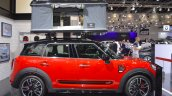 2017 MINI John Cooper Works Countryman profile at 2017 Dubai Motor Show