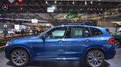 2018 BMW X3 profile at 2017 Dubai Motor Show