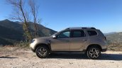 2018 Dacia Duster international media drive side view