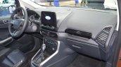 2018 Ford EcoSport dashboard passenger side view at 2017 Dubai Motor Show