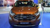 2018 Ford EcoSport front at 2017 Dubai Motor Show