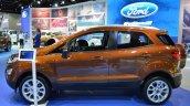2018 Ford EcoSport left side at 2017 Dubai Motor Show