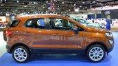 2018 Ford EcoSport profile at 2017 Dubai Motor Show
