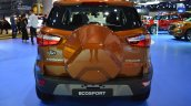 2018 Ford EcoSport rear at 2017 Dubai Motor Show