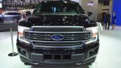 2018 Ford F-150 Limited front at 2017 Dubai Motor Show