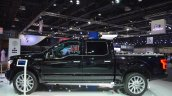 2018 Ford F-150 Limited profile at 2017 Dubai Motor Show
