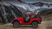 2018 Jeep Wrangler Rubicon profile