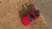 2018 Jeep Wrangler Rubicon top view