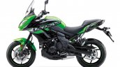 2018 Kawasaki Versys 650 Green press shot left side