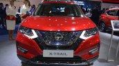 2018 Nissan X-Trail front at 2017 Dubai Motor Show