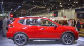2018 Nissan X-Trail profile at 2017 Dubai Motor Show