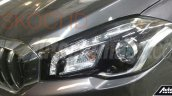 2018 Suzuki SX4 S-Cross front fascia spy shot Indonesia