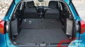 2018 Suzuki Vitara boot space