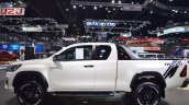 2018 Toyota Hilux Revo Rocco at Thai Motor Expo 2017 left side