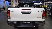 2018 Toyota Hilux Revo Rocco at Thai Motor Expo 2017 rear