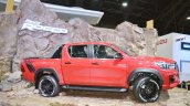 2018 Toyota Hilux Revo Rocco at Thai Motor Expo 2017 side angle view