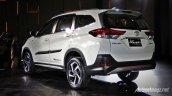 2018 Toyota Rush TRD Sportivo rear three quarters
