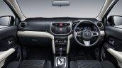 2018 Toyota Rush dashboard
