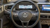 2018 VW Virtus (Polo based sedan) steering wheel