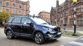 Autonomous Tata Hexa UK Autodrive test