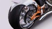 Avantura Rudra rear wheel