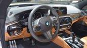BMW 6 Series GT dashboard at 2017 Dubai Motor Show