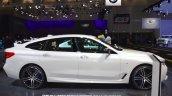 BMW 6 Series GT profile at 2017 Dubai Motor Show