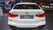 BMW 6 Series GT rear at 2017 Dubai Motor Show