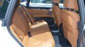 BMW 6 Series GT rear seats at 2017 Dubai Motor Show