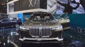 BMW Concept X7 iPerformance front at 2017 Dubai Motor Show