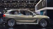 BMW Concept X7 iPerformance profile at 2017 Dubai Motor Show