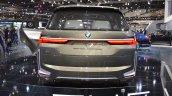BMW Concept X7 iPerformance rear at 2017 Dubai Motor Show