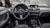 BMW X2 dashboard driver side