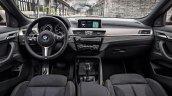 BMW X2 dashboard