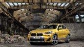 BMW X2 front three quarters