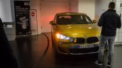 BMW X2 live images front