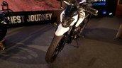 Bajaj Dominar 400 Trans Siberian Odeyssey bike front