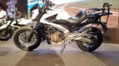 Bajaj Dominar 400 Trans Siberian Odeyssey bike left side