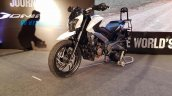 Bajaj Dominar 400 Trans Siberian Odeyssey front left quarter second bike