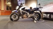Bajaj Dominar 400 Trans Siberian Odeyssey left side second bike
