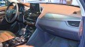 Borgward BX5 chrome dashboard passenger side view at 2017 Dubai Motor Show