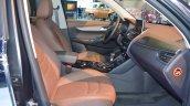 Borgward BX5 chrome front seats passenger side view at 2017 Dubai Motor Show