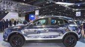 Borgward BX5 chrome profile at 2017 Dubai Motor Show