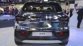 Borgward BX5 chrome rear at 2017 Dubai Motor Show