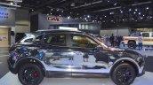 Borgward BX5 chrome right side at 2017 Dubai Motor Show