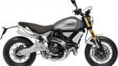 Ducati Scrambler 1100 Special press shot right side