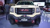 GMC Desert Fox Middle East concept front at 2017 Dubai Motor Show